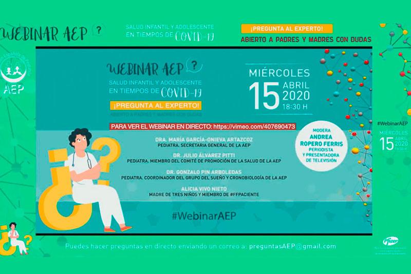 Portada webinar AEP