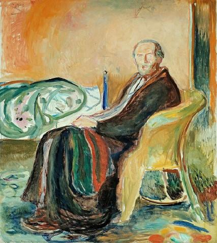 Cuadro de Edvard Munch