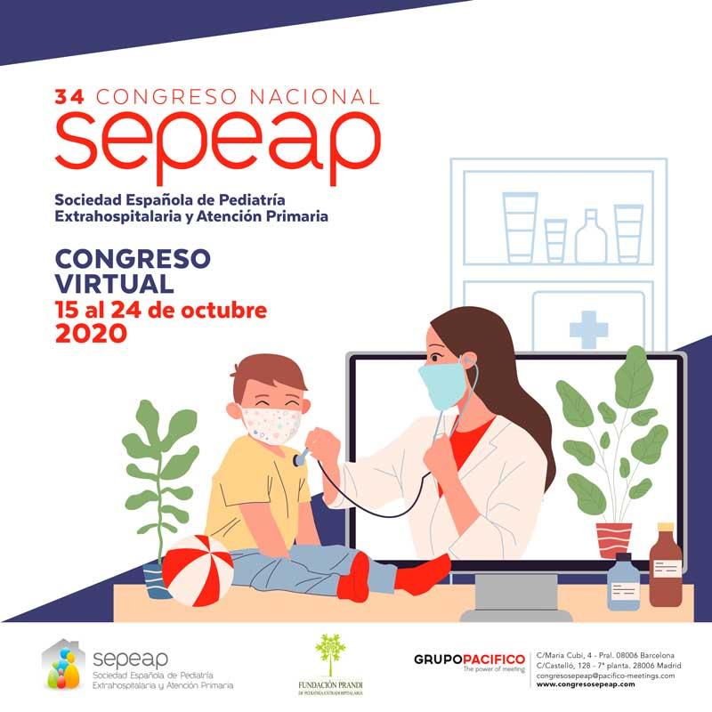 Portada 34 Congreso Nacional SEPAEP